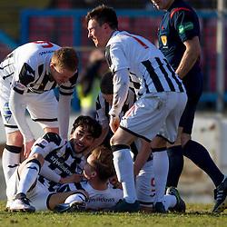 Cowdenbeath v Dunfermline   Scottish League One   19 March 2016