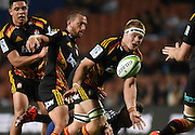 Sam Cane during the Super Rugby match between The Chiefs and The Blues at Waikato Stadium in Hamilton, New Zealand. Saturday 4 April 2015. Copyright Photo: Andrew Cornaga / www.Photosport.co.nz