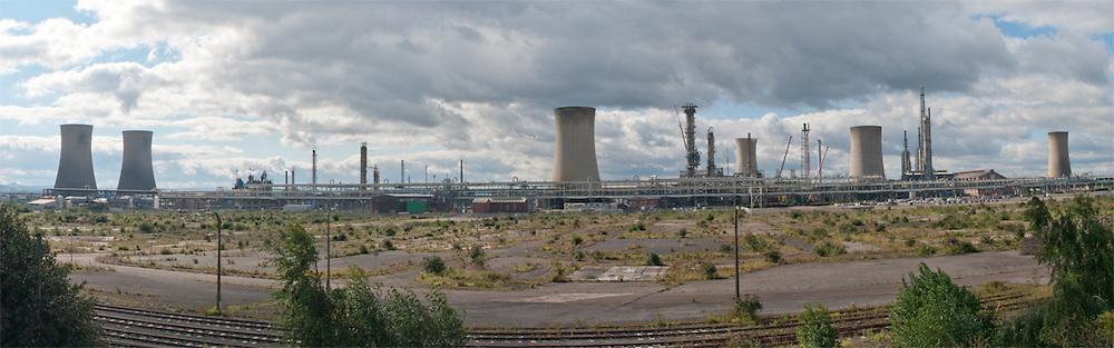 Industrial Landscape, Billingham, Cleveland