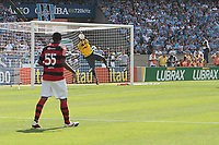 20111030: PORTO ALEGRE, BRAZIL - Football match between Gremio and  Flamengo teams held at the Sao januario. In picture Felipe, goalkeeper<br /> (Flamengo) <br /> PHOTO: CITYFILES