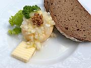 Handkäse mit Musik, Hessen, Deutschland | Chesse with onions, oil and vinegar, Hesse, Germany