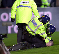 Aston Villa v Birmingham City. Barclaycard Premiership. 03/03/2003<br />