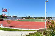 Football Stadium at University High School