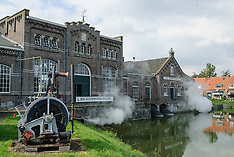 Nederlands Stoommachine museum, Medemblik, Noord Holland, Netherlands