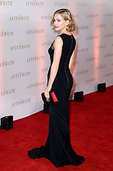 Kate Phillips attending the world premiere of The Aftermath at the Picturehouse Central Cinema in London