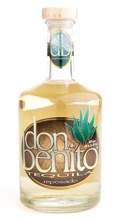 Don Benito Tequila Reposado -- Image originally appeared in the Tequila Matchmaker: http://tequilamatchmaker.com
