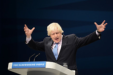 OCT 01 2013 Boris Johnson Speech at Conference