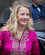 Amsterdam, 15-12-2016  <br /> <br /> King Willem-Alexander and Queen Maxima , Princess Beatrix, Princess Mabel and Princess Laurentien arrive for the Prince Claus Prize ceremony.<br /> <br /> COPYRIGHT ROYALPORTRAITS EUROPE/ BERNARD RUEBSAMEN