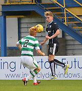 Kyle Clark - Celtic v Dundee - Development League at Cappielow<br /> <br />  - &copy; David Young - www.davidyoungphoto.co.uk - email: davidyoungphoto@gmail.com