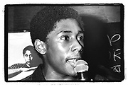 Rap Club, Soho,London c1983