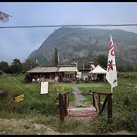 Presidio NO TAV Venaus.. in Valle Cenischia
