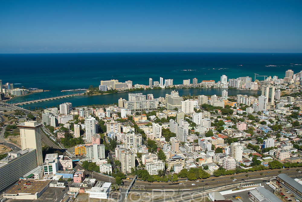 Aerial view of Miramar