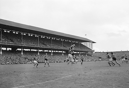 GAA All Ireland Senior Football Championship Final, Kerry v Down, 22.09.1968, 09.22.1968, 22nd September 1968,. Down 2-12 Kerry 1-13, Referee M Loftus (Mayo).