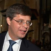 Mattheus Passion 2004 Naarden, Jan Peter Balkenende
