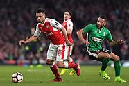 Arsenal v Lincoln City - FA Cup