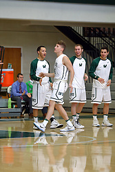 07 December 2016:  Andy Stempel during an NCAA men's division 3 CCIW basketball game between the North Park Vikings and the Illinois Wesleyan Titans in Shirk Center, Bloomington IL