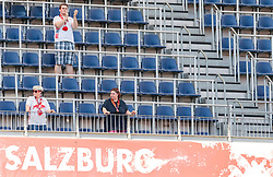 28.05.2017, Red Bull Arena, Salzburg, AUT, 1. FBL, FC Red Bull Salzburg vs Cashpoint SCR Altach, 36. Runde, im Bild Salzburger Fans // during Austrian Football Bundesliga 36th round Match between FC Red Bull Salzburg and Cashpoint SCR Altach at the Red Bull Arena, Salzburg, Austria on 2017/05/28. EXPA Pictures © 2017, PhotoCredit: EXPA/ JFK