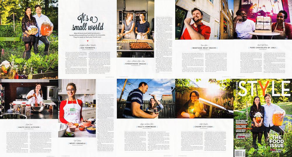 Baltimore StYLE Magazine