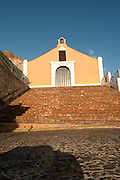 20110326-San German, Puerto Rico- Iglesia Porta Coeli en el pueblo de San German.  Porta Coeli Church in San German.