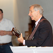 Temple Israel's Tikun Olam Day is held at Temple Israel on May 31, 2015 in Boston, Massachusetts. (Photo by Elan Kawesch)