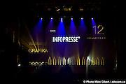 12e remise des prix Grafika organisé par Infopresse  à  Metropolis / Montreal / Canada / 2009-02-16, © Photo Marc Gibert / adecom.ca
