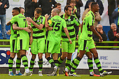 Forest Green Rovers v Dagenham and Redbridge 291016