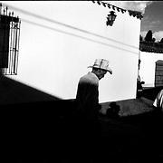 DAILY VENEZUELA / VENEZUELA COTIDIANA.Sanare, Lara State. .Venezuela 2004.(Copyright © Aaron Sosa)