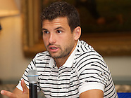 Aegon Champioship Press Conference 130615