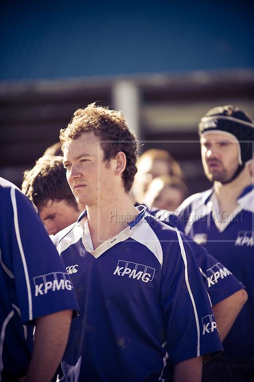 KPMG, Firm of Origin tournament, September 2011, Kilbirnie, Wellington, New Zealand.