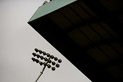 Floodlights at the memorial stadium  - Mandatory by-line: Dougie Allward/JMP - 07/12/2019 - RUGBY - Ashton Gate - Bristol, England - Bristol Bears v London Irish - Gallagher Premiership Rugby