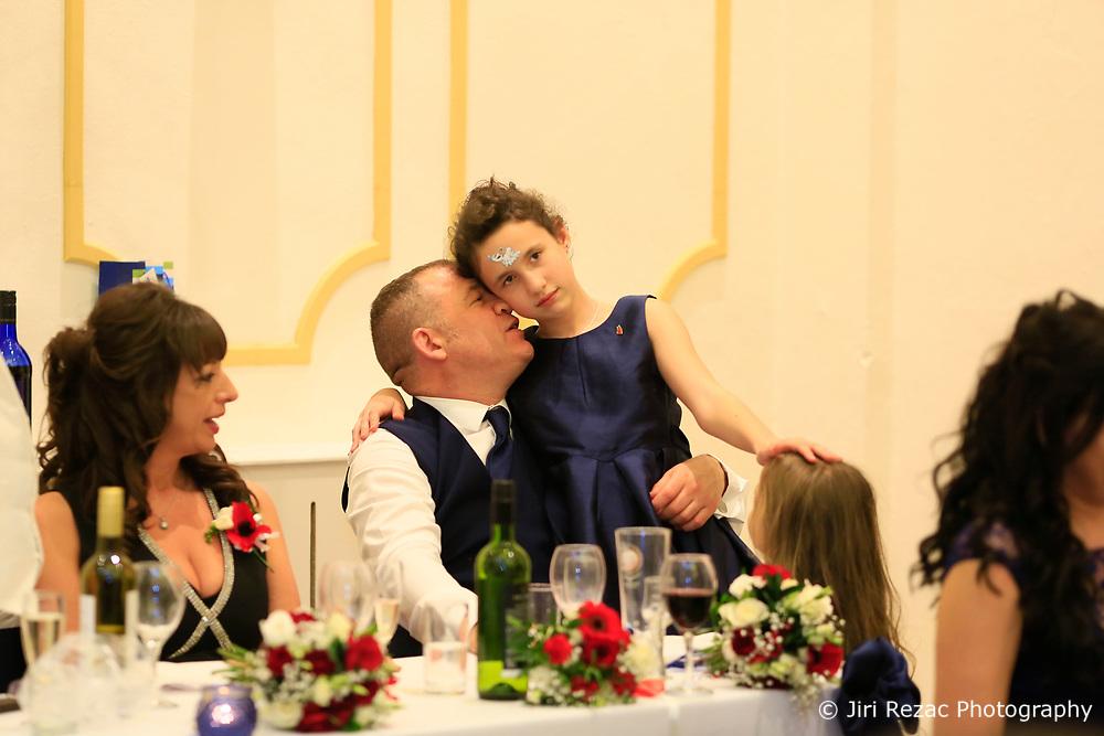 UK WALES MAESTEG 12NOV17 - Wedding of John Charles Tythe and Val Duggan at Court Colman, Maesteg, Wales.<br /> <br /> jre/Photo by Jiri Rezac<br /> <br /> &copy; Jiri Rezac 2017