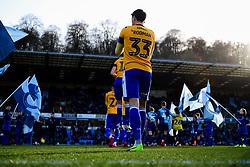 Alex Rodman of Bristol Rovers prior to kick off - Mandatory by-line: Ryan Hiscott/JMP - 08/02/2020 - FOOTBALL - Adam's Park - High Wycombe, England - Wycombe Wanderers v Bristol Rovers - Sky Bet League One