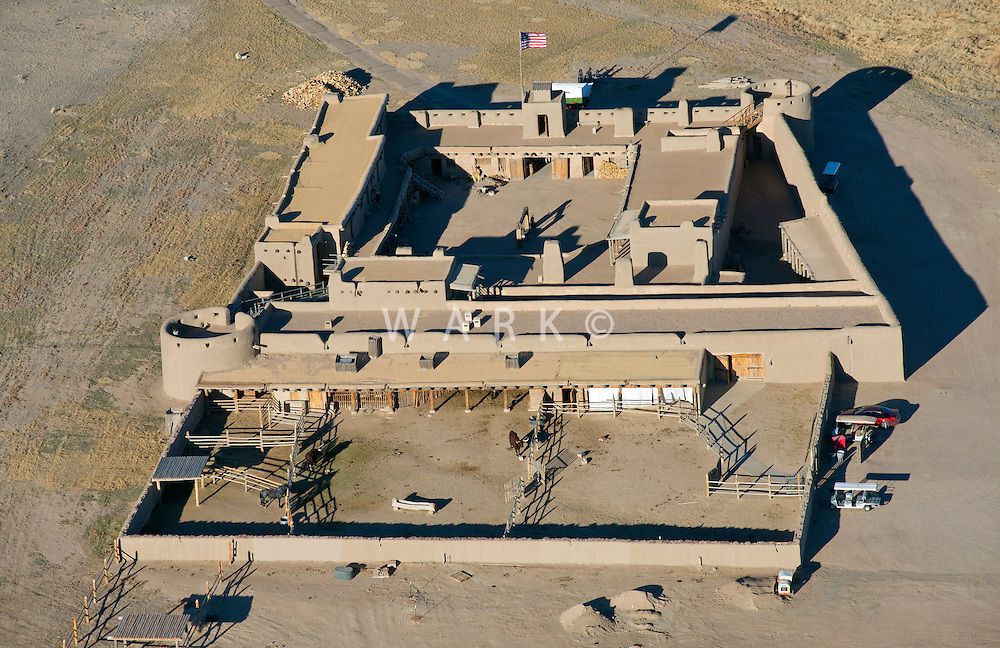 Bent's Fort, La Junta, Colorado.  Nov 2012.  83097