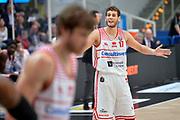 Marco Ceron<br /> Dolomiti Energia Aquila Basket Trento - Consultinvest Victoria Libertas Pesaro<br /> Lega Basket Serie A 2016/2017<br /> Trento, 26/03/2017<br /> Foto M. Ceretti / Ciamillo - Castoria