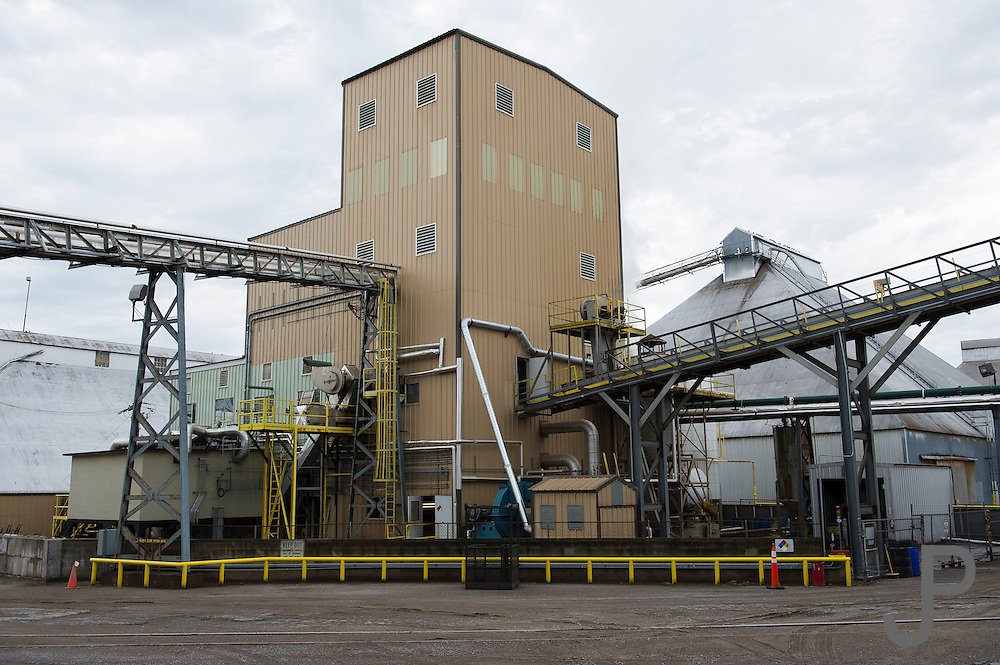 PCOM spent $10 in 2007 upgrading their OKC plant to enable canola processing.