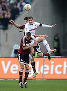 Fussball Bundesliga 2012/13: Nuernberg - Augsburg
