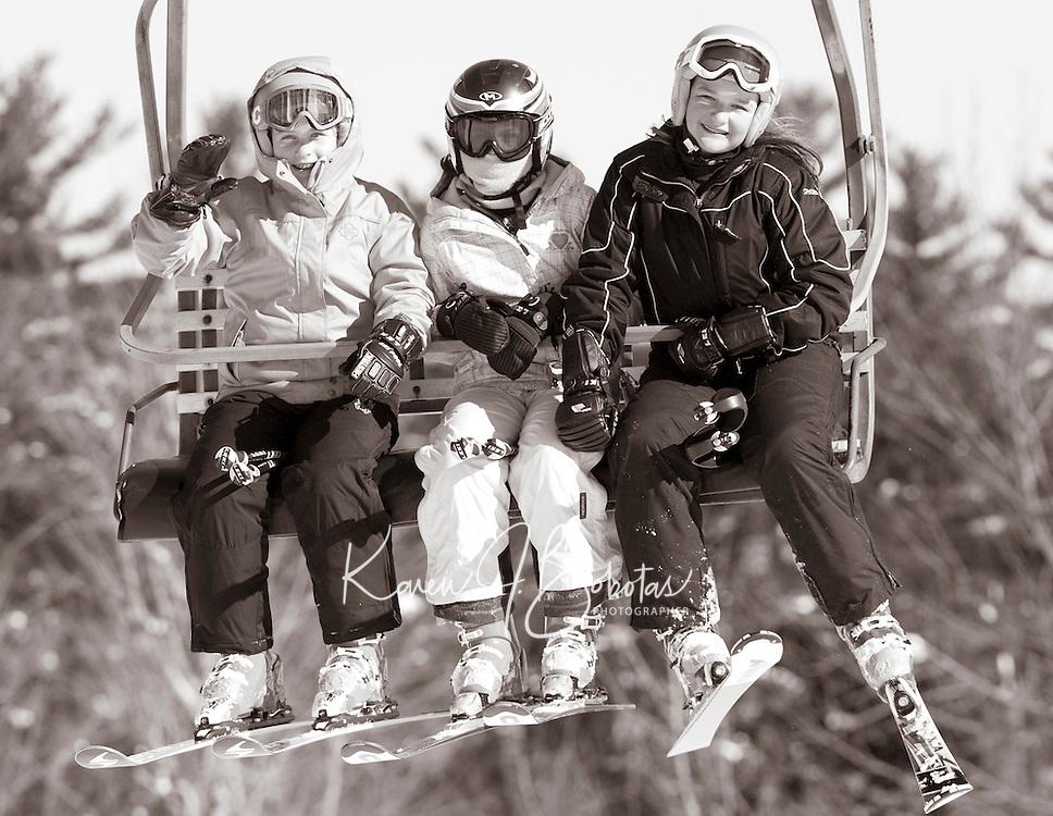 Bradley Ski January 22, 2011.