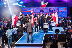 10.01.2018, Congress, Innsbruck, AUT, Landtagswahl Tirol, Wahlkampfauftakt der Tiroler FPÖ, im Bild Die Delegierten // during the election campaign of the Tyrolean Freedom Party for the forthcoming state election 2018 at the Congress in Innsbruck, Austria on 2018/01/10. EXPA Pictures © 2018, PhotoCredit: EXPA/ Stefan Adelsberger