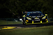 August 25-27, 2017: Lamborghini Super Trofeo at Virginia International Raceway. Ryan Hardwick, Dream Racing/Mountain Motorsports, Lamborghini Atlanta, Lamborghini Huracan LP620-2