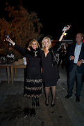 MORGAN DE LESTEMAC; VALERIE DE PARSON,  Welcome Reception hosted by Art Basel Miami Beach. Delano Hote.  *** Local Caption *** -DO NOT ARCHIVE-© Copyright Photograph by Dafydd Jones. 248 Clapham Rd. London SW9 0PZ. Tel 0207 820 0771. www.dafjones.com.