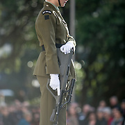 ANZAC Day: Wreath Laying Ceremony, Cenotaph
