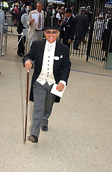 WILLIE CARSON at the first day of the Royal Ascot racing festival 2006 at Ascot Racecourse, Berkshire on 20th June 2006.<br />