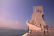 Monument to the Discoveries, Lisbon, Portugal<br />
