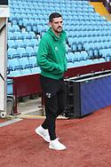 Graham Dorrans of Norwich before the Sky Bet Championship match at Villa Park, Birmingham<br /> Picture by Paul Chesterton/Focus Images Ltd +44 7904 640267<br /> 01/04/2017