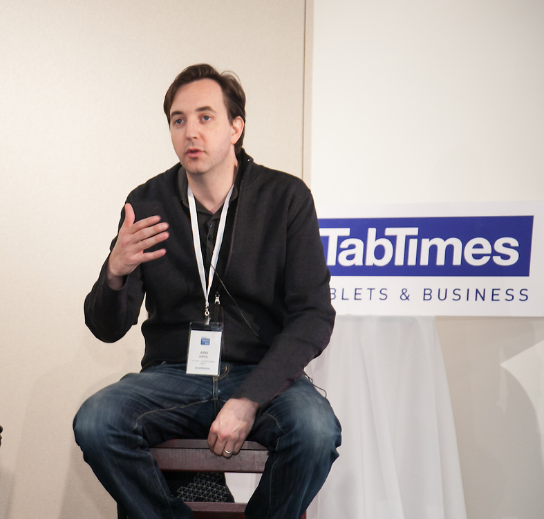 TabletBiz Conference and Expo presented by TabTimes at Digital Sandbox in New York.