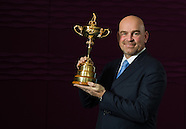 London- Thomas Bjorn European 2018 Ryder Cup Captain - 07 Dec 2016