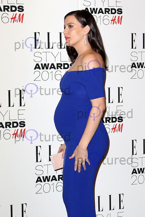Liv Tyler, ELLE Style Awards 2016, Millbank London UK, 23 February 2016, Photo by Richard Goldschmidt