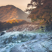 One from the path coming back down Glen Noe near Loch Etive