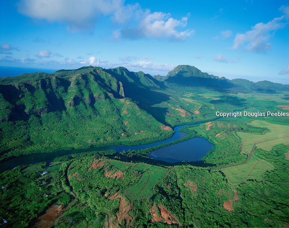 Menhune Pond, Kauai, Hawaii<br />