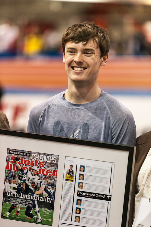 The 108th Millrose Games Track & Field: Mike Brannigan
